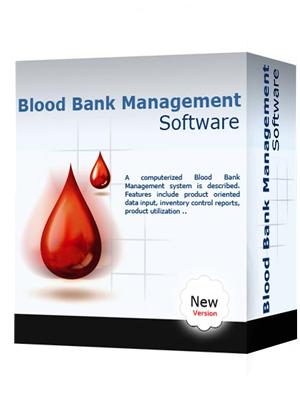 Blood Bank Management Project