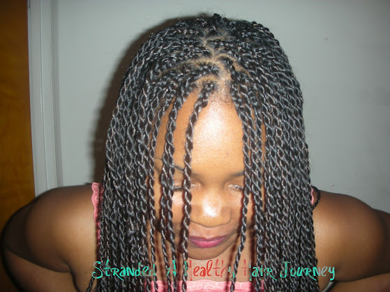 African Rope Twist I finally got my twistsJamaican Rope Twist Braids
