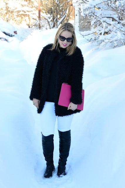 black-white-winter-look