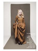 Dakota Fanning wearing a gorgeous floor length dress