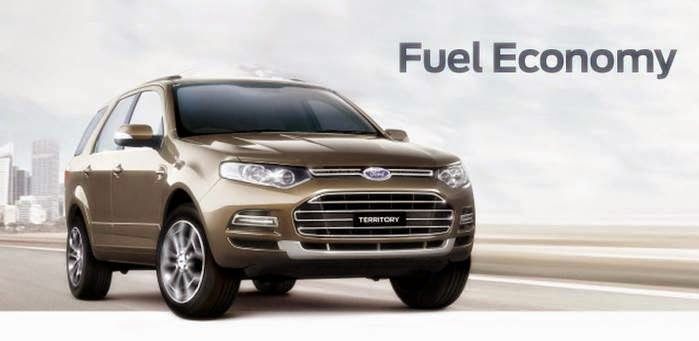 Ford Edge Fuel Economy L/100km