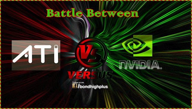 battle between AMD vs Nvidia