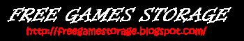 Free Games Storage