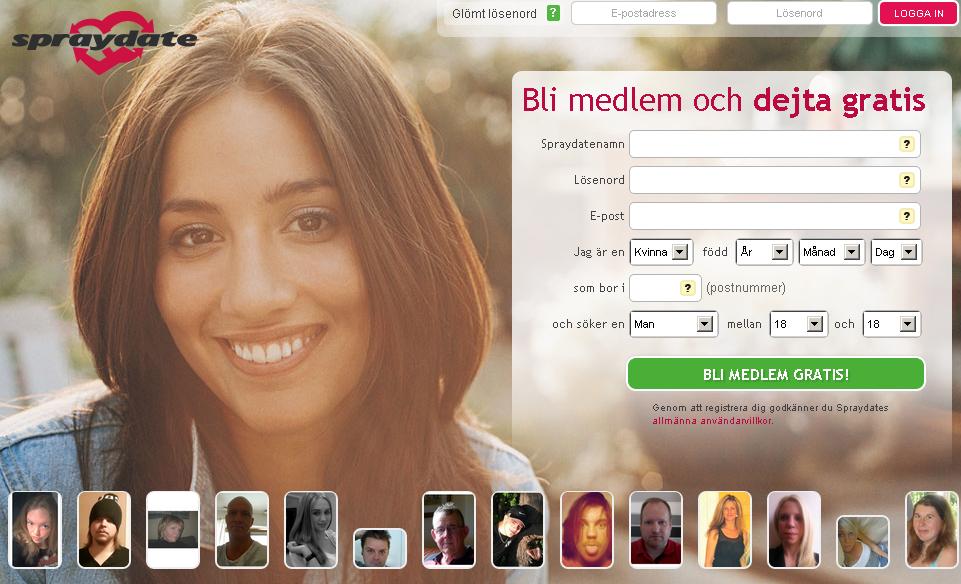 Знакомств шведы только сайт