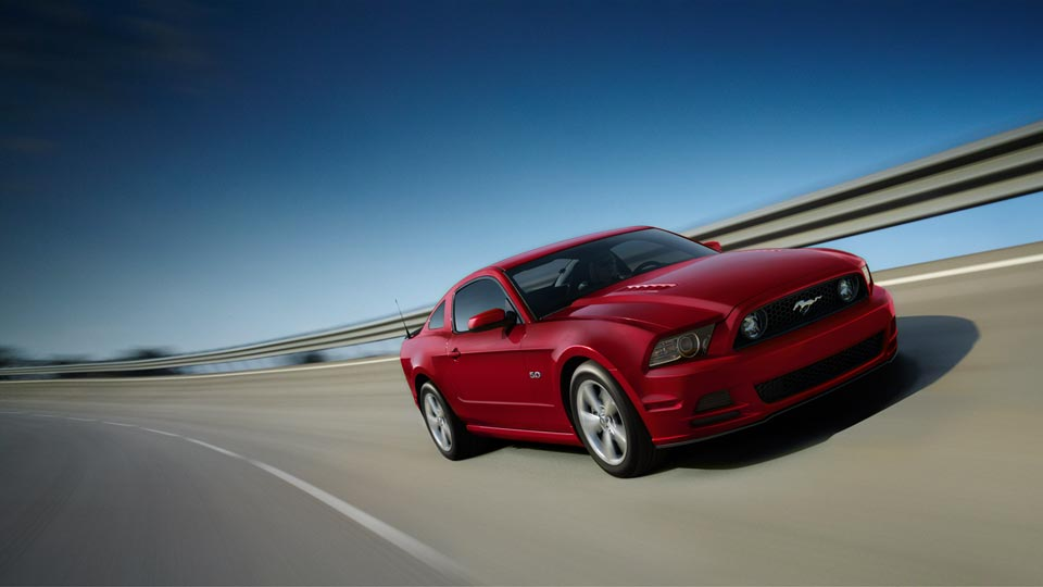 Ford Mustang to Star in 2014 'Need for Speed' DreamWorks' Movie