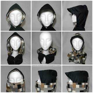 Hooded Cap 03 by wesens-art.blogspot.com