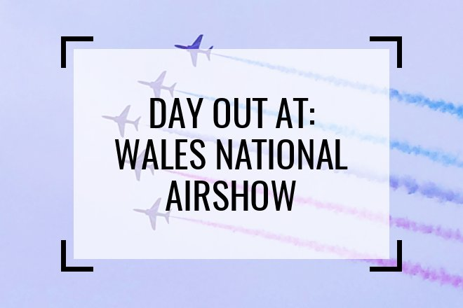 Wales National Airshow Swansea Day Out