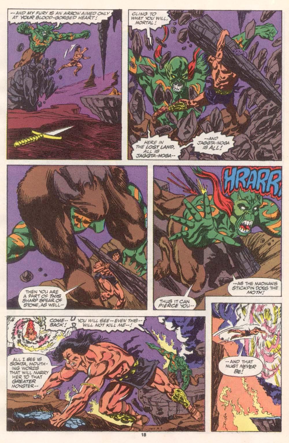 Conan the Barbarian (1970) Issue #243 #255 - English 15