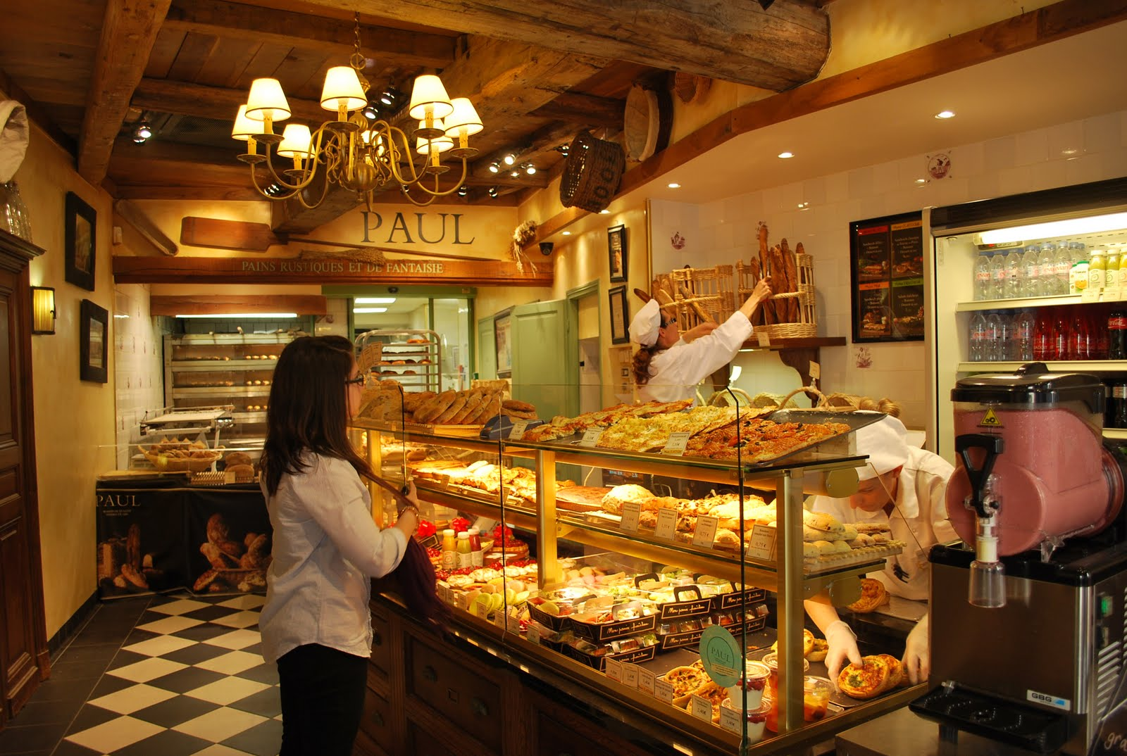 St Bakery Cafe