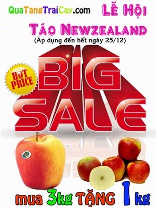 Lễ Hội Táo Newzealand