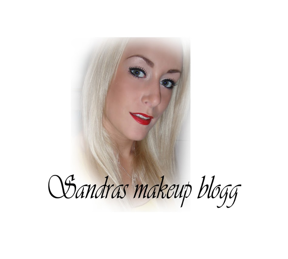 Sandras Make-up blogg