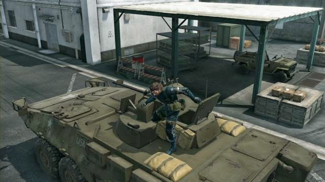 Metal Gear Solid V: Ground Zeroes Requisitos