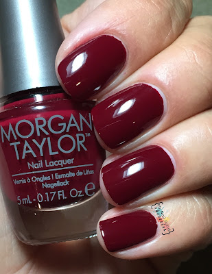 Morgan Taylor A Touch Of Sass