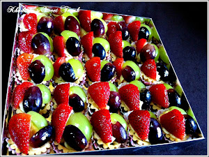 MINI FRESH FRUIT TARTLET