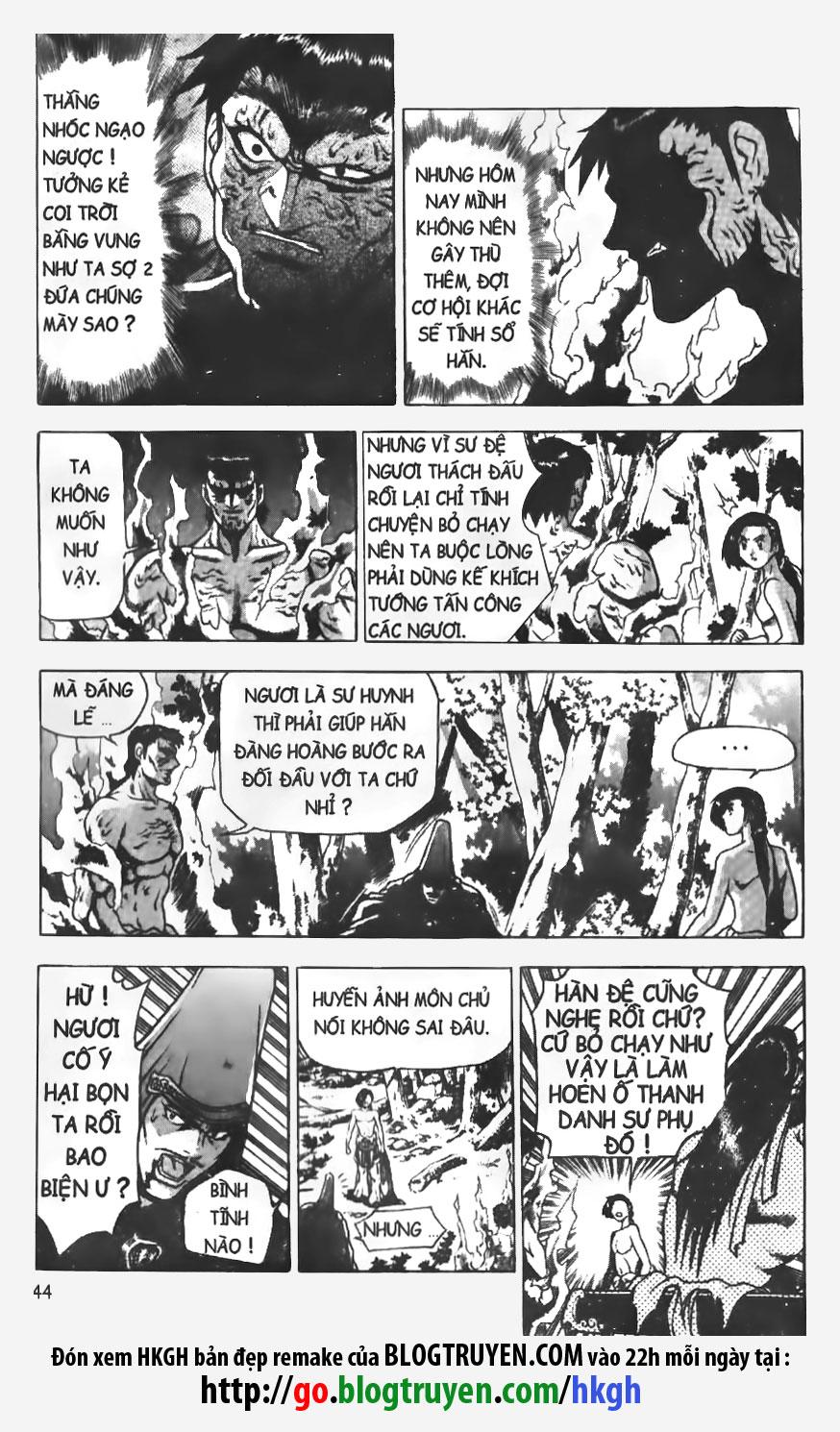 Hiệp Khách Giang Hồ - Hiệp Khách Giang Hồ Chap 153 - Pic 16