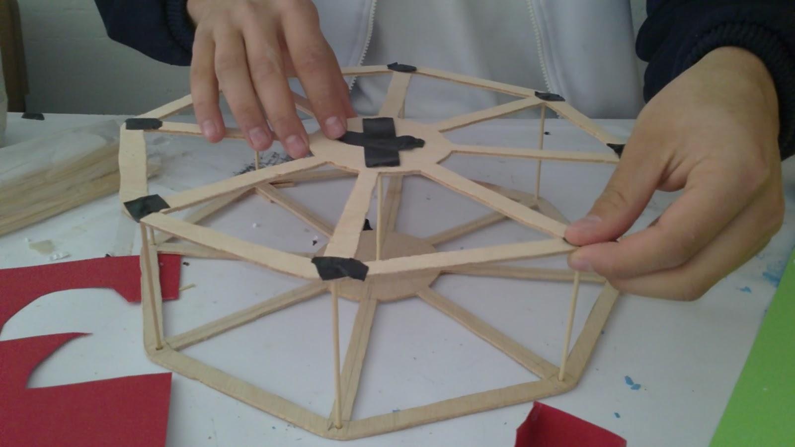 Proyecto de tecnolog a noria - Proyectos de madera ...