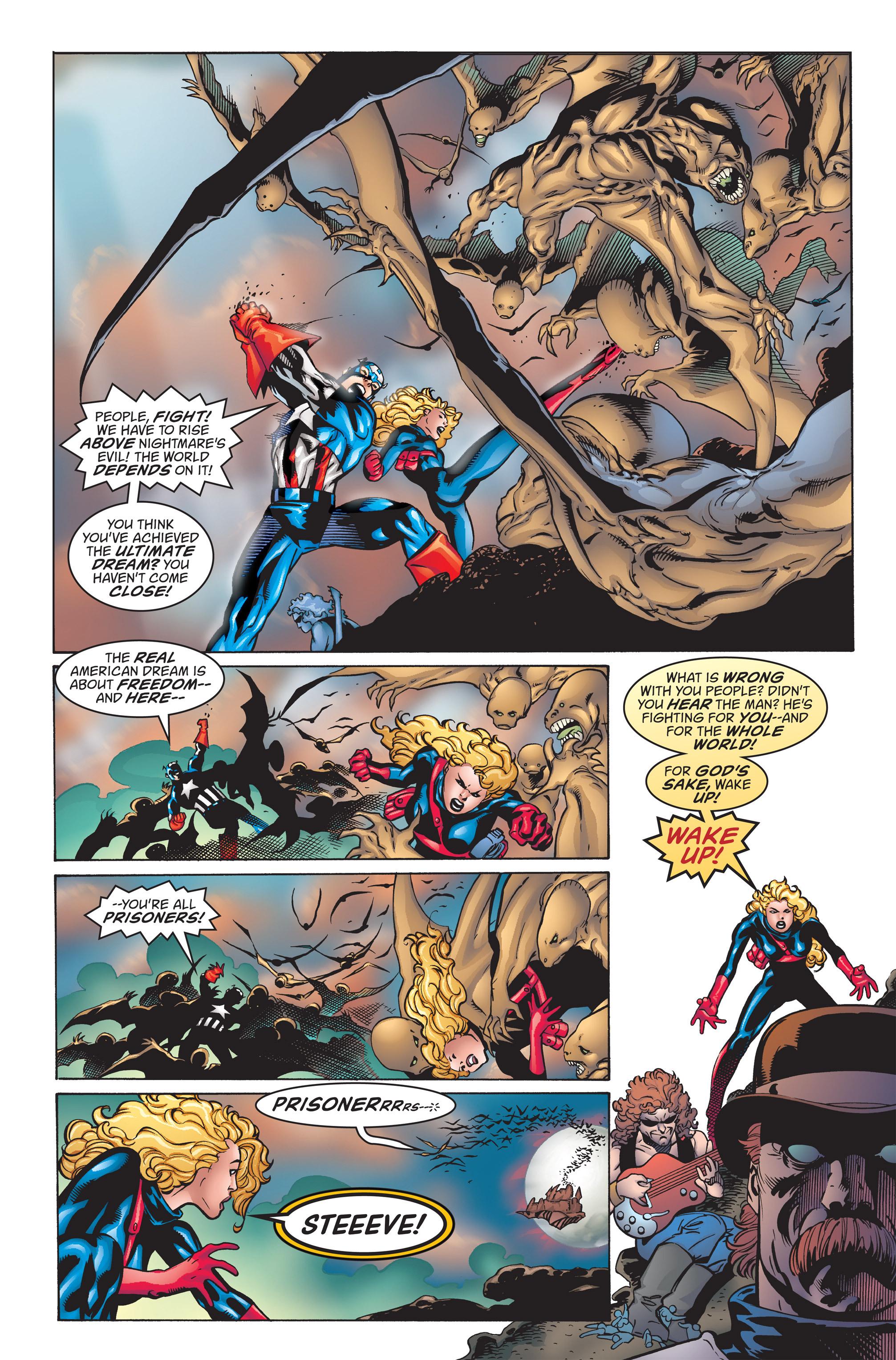 Captain America (1998) Issue #12 #18 - English 9