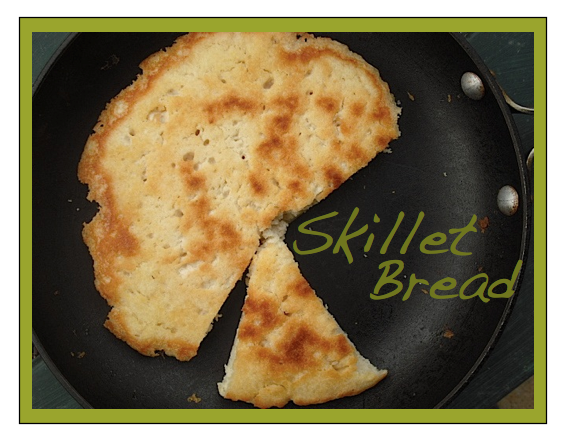 Berber Skillet Bread Recipe - NYT Cooking