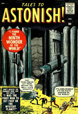 Tales to Astonish, the ninth wonder of the world