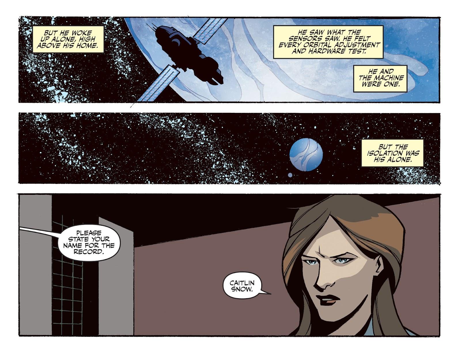 The Flash: Season Zero [I] Issue #19 #19 - English 4