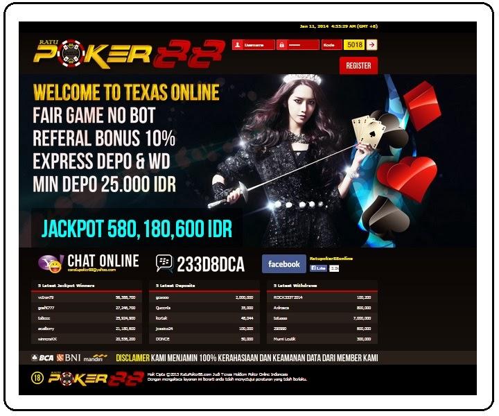 Ratupoker88 - klik Poker