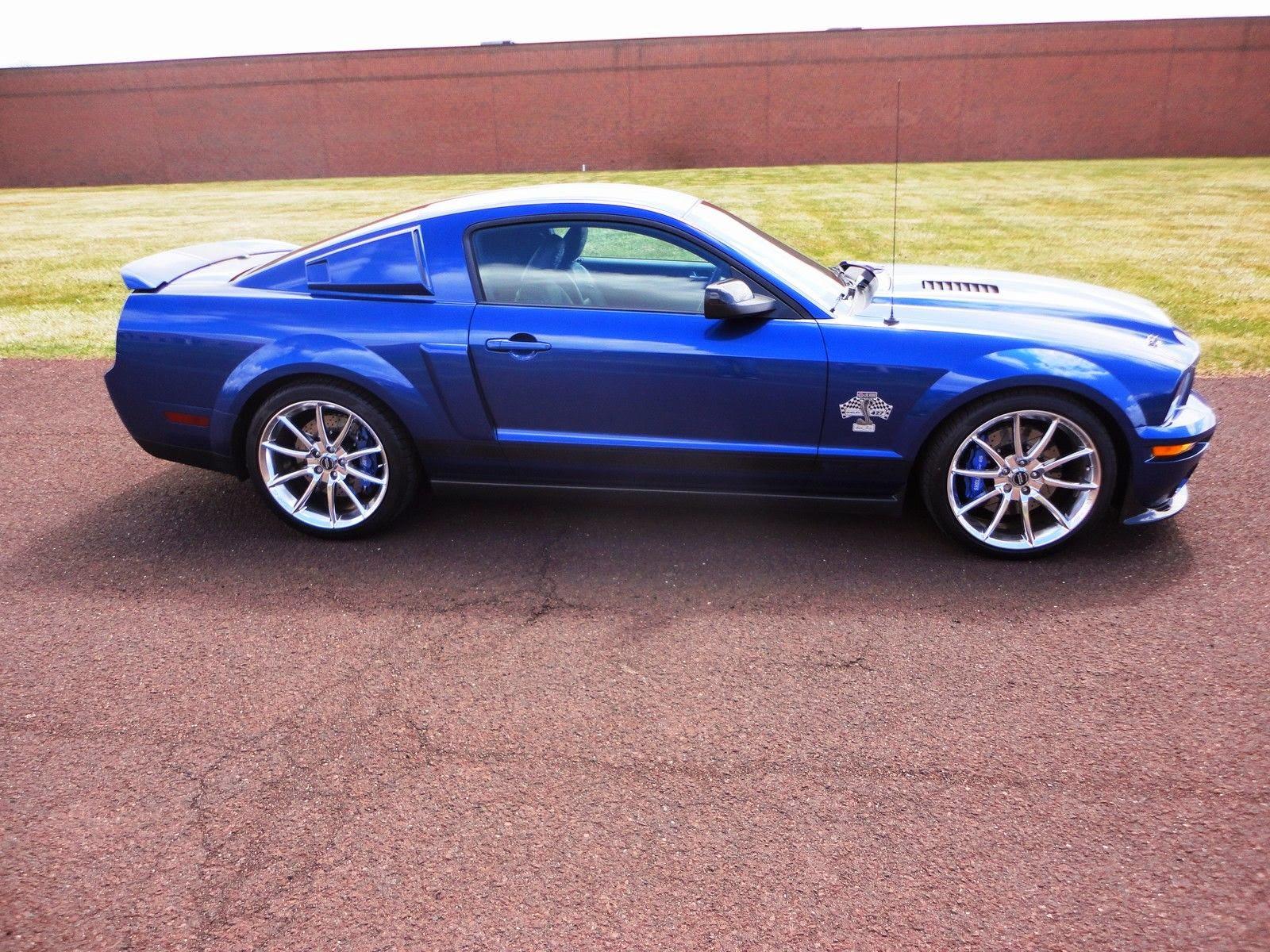 Mustang Super Snake Wheels | Autos Post