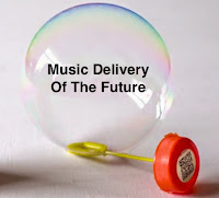 Music Delivery via DNA image