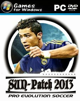 New Update PES 2013: Sun Patch Version 4 Free Download