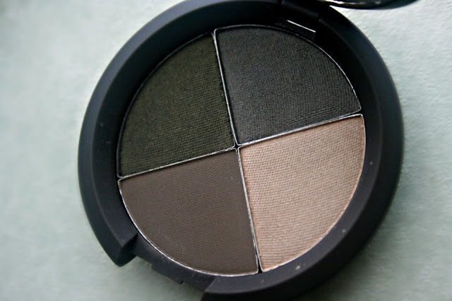 Becca Ultimate Eye Colour Quad in Eclipsed Review, Photos & Swatches
