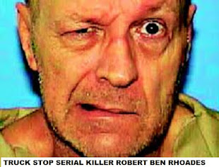 Long Haul Trucker & Serial Killer Robert B. Rhoades picked up young females raped and tortured them