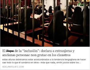 Virgen en la Salette: Los Sacerdotes y religiosos serán perseguidos.