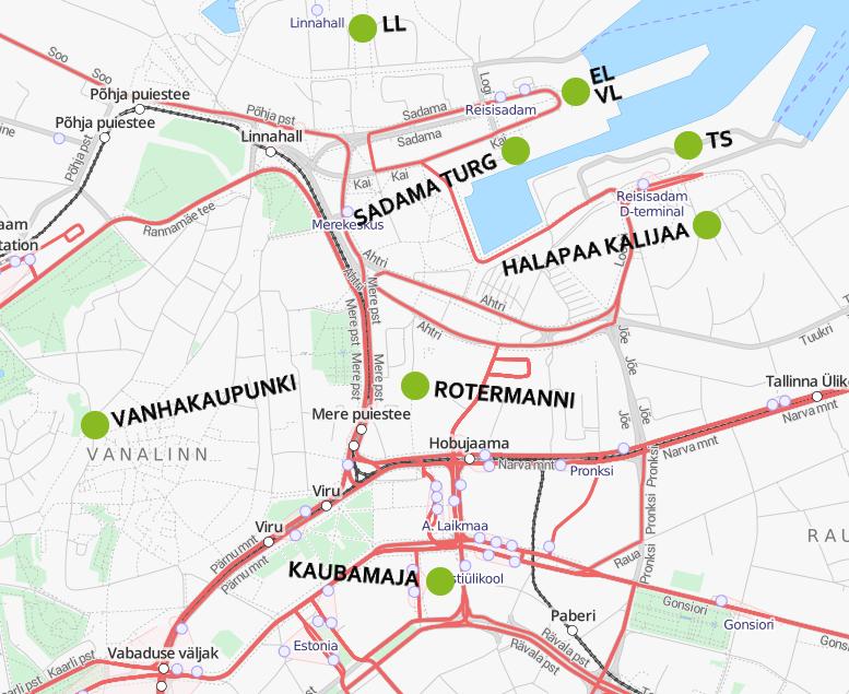 Päivä Tallinnassa: Mitä tehdä ja missä käydä?