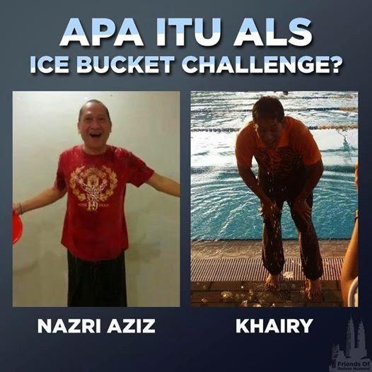Nazri Aziz Sahut Cabaran ALS Khairy Fitmalaysia