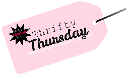 Thrifty Thursday Posts