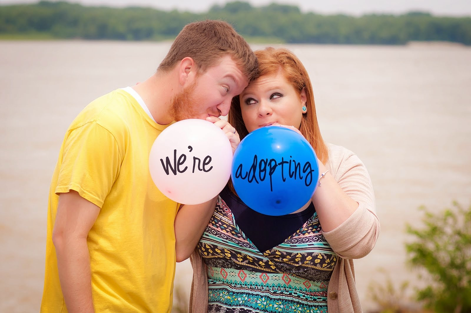 We're Adopting!