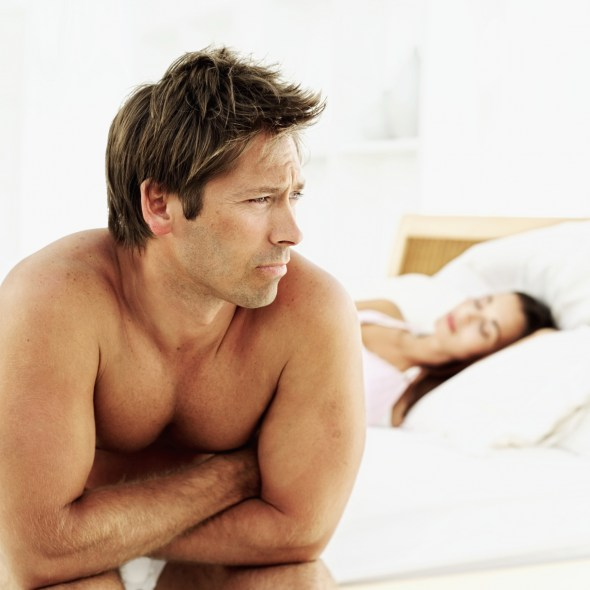 Sex with erectile dysfunction