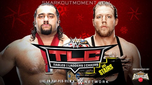 WWE TLC 2014 PPV United States Championship