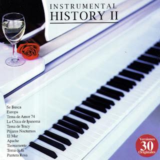 Cd Mùsica instrumental  History II- cd 1y cd2 Instrumental+History+II+%2528Disc+1%2529+Front