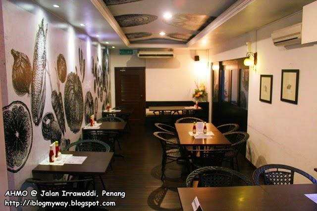 A Date with AHMO, Jalan Irrawaddi, Penang