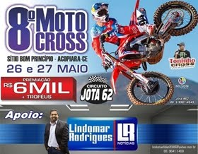 Vem aí, o 8° Motocross de Acopiara