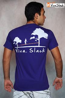 Graphic16 - Coleção Viva Slack - Slackline T-Shirts