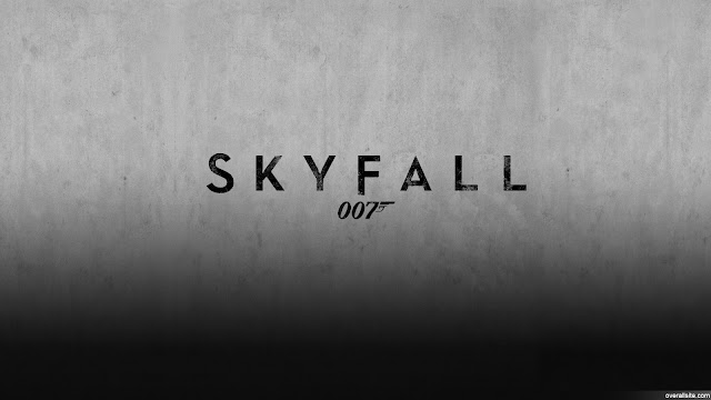 Skyfall PowerPoint background 02