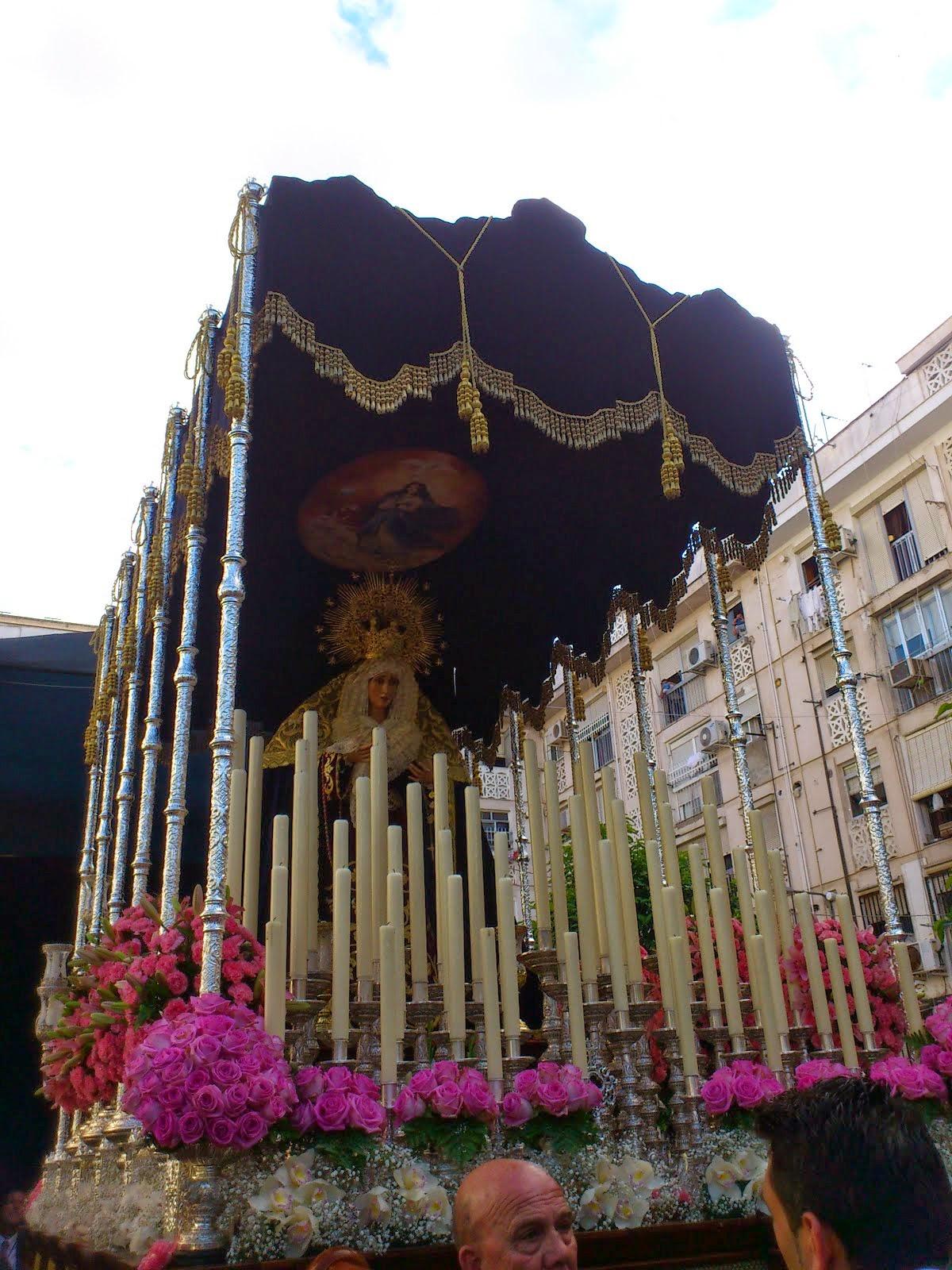 Virgen de la Humildad, Poligono de San Pablo, Sevilla