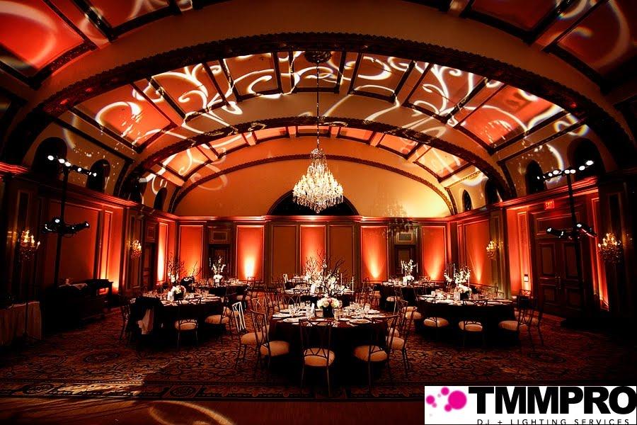 Pasadena Langham wedding lighting Pasadena langham wedding Pasadena westin