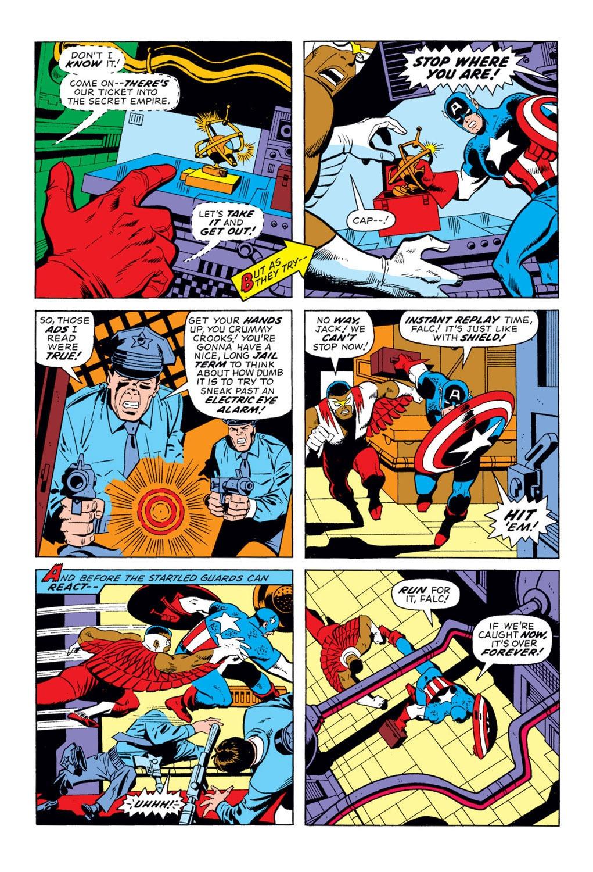 Captain America (1968) Issue #173 #87 - English 16