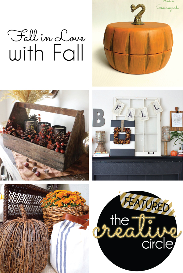 Fall Decor and Fall Crafts