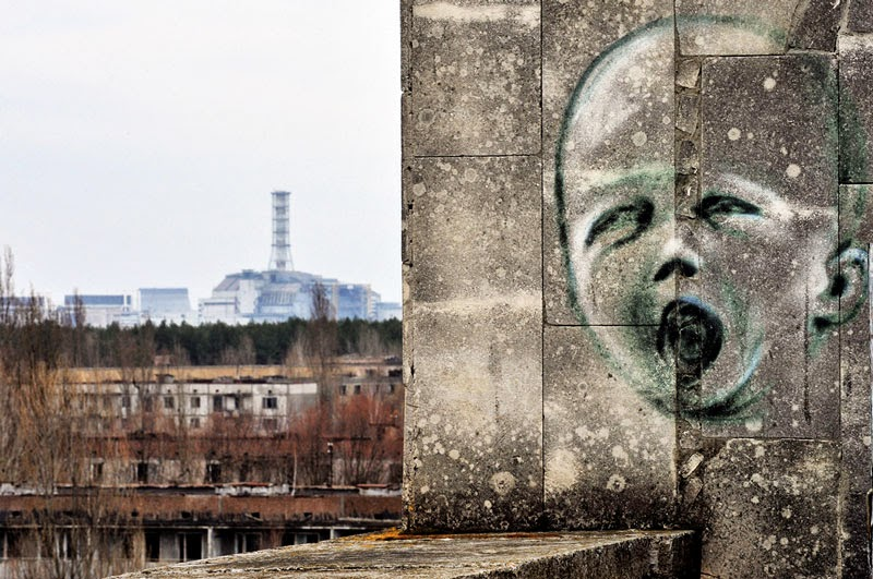 4. Pripyat, Ukraine - 11 Mindblowing Locations You Won't Believe Are Really on Earth