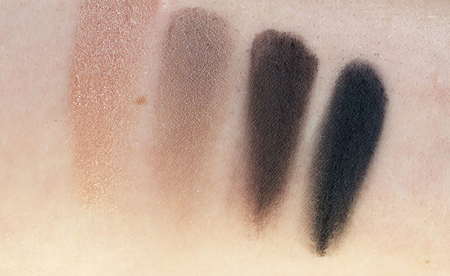 Urban Decay Vice 3 Palette with Swatches Review Last Sin, Angel, Defy, Revolver