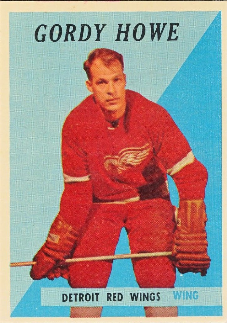 gordie howe detroit red wings