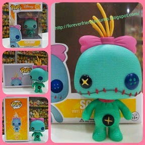INSTOCK Funko Disney Pop Scrump Figure